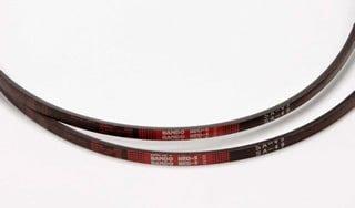 Red SII Agricultural V-Belts