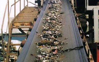 Flame Resistant Conveyor Belts