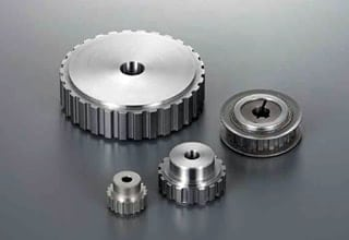 Synchronous Pulleys, TL Synchronous Pulleys (Bushing type)